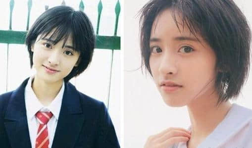 新版《流星花园》沈月发型,短发style是致敬韩版吗?