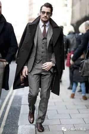 简单利落又不失品味!你衣橱里必须要有一件的切斯特大衣