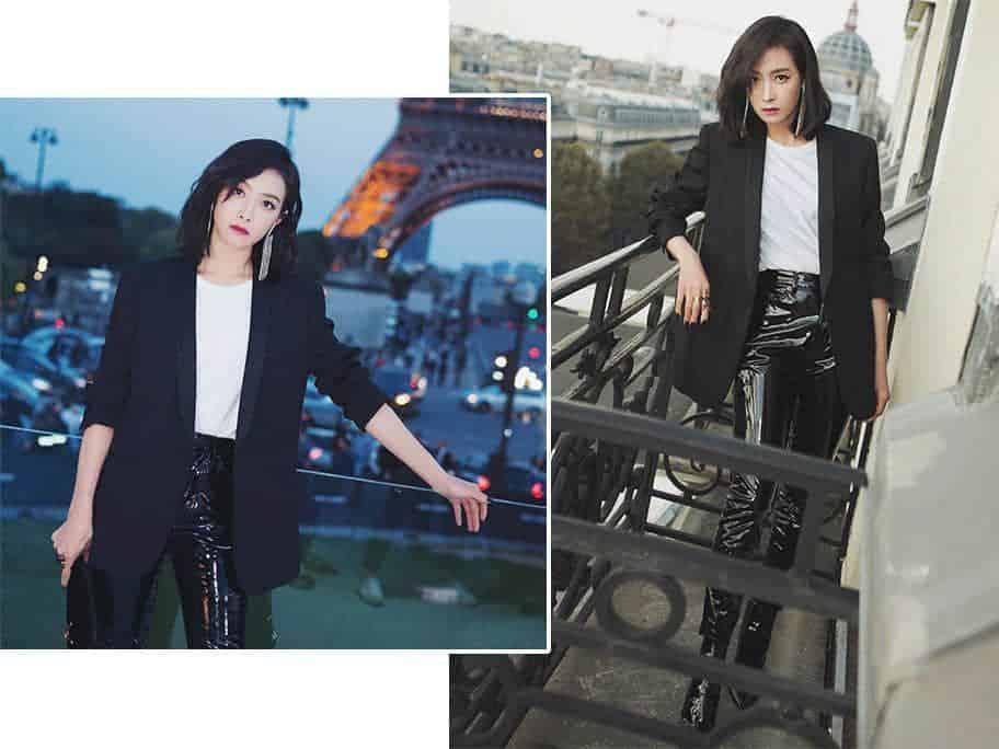 杨幂算什么,她才是全中国最时髦的姑娘