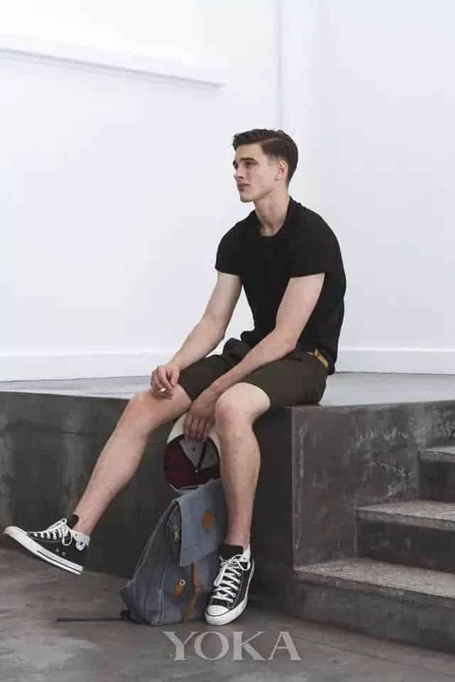 最帅不过你穿短裤秀性感的日子 不同款式搭配都收集齐了!