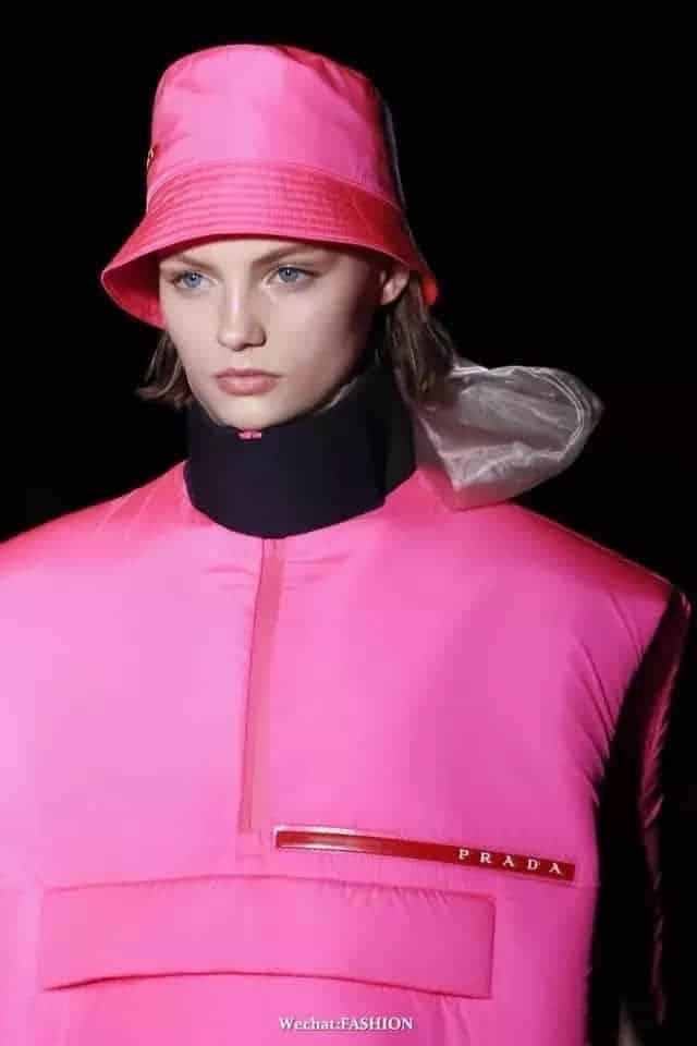 专题 | 圆领方脸都能包容 倪妮种草的渔夫帽不但时髦还百搭