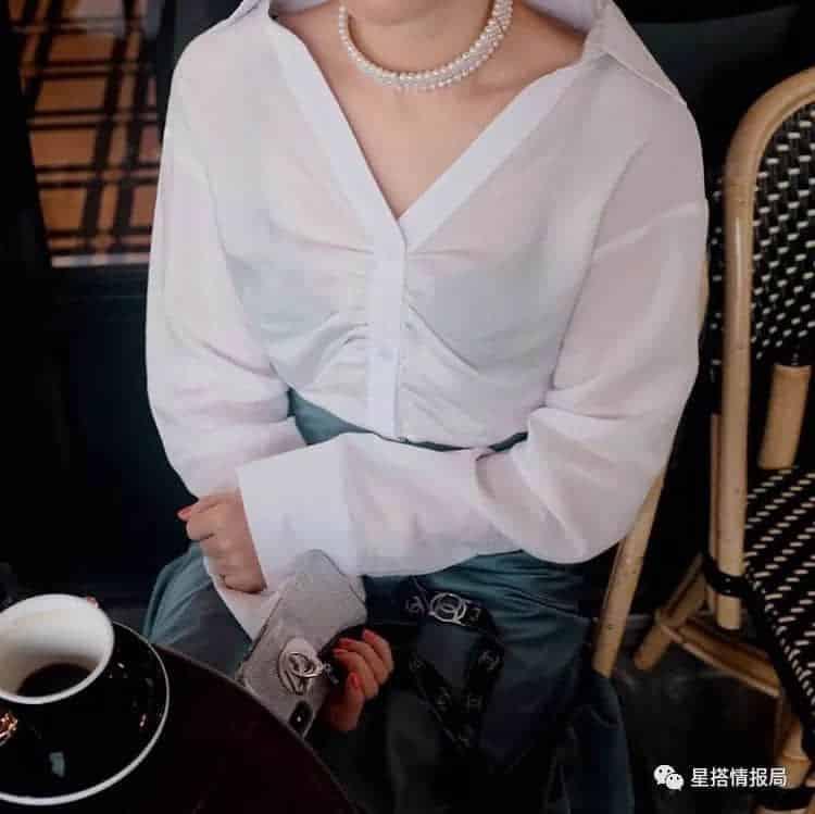 一样是穿衬衫,为什么郑秀晶胖成包子秀智却美出天际?