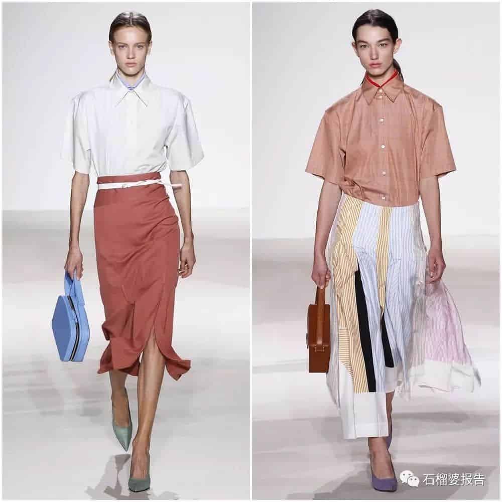 春装 | 穿短袖的季节到了,这三件凉快又漂亮