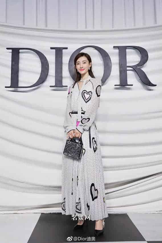 迪奥Lady dior 不规则拼接镜片装饰光滑小牛皮袖珍手提包