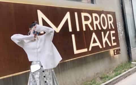 巴黎世家Balenciaga 2018走秀新款 后视镜子包包 三颜色