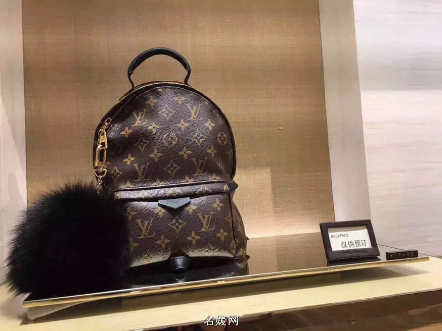 Louis Vuitton路易威登 老花Backpack Mini - LV迷你双肩包M41562