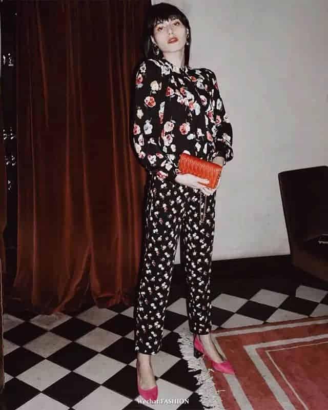 博主 | 依我看,她才是最会穿的时尚博主