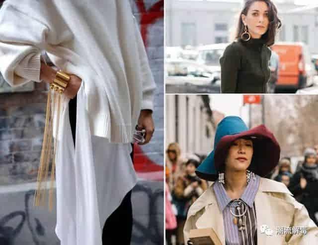 五个时尚小贴示,让你时髦得很个性!