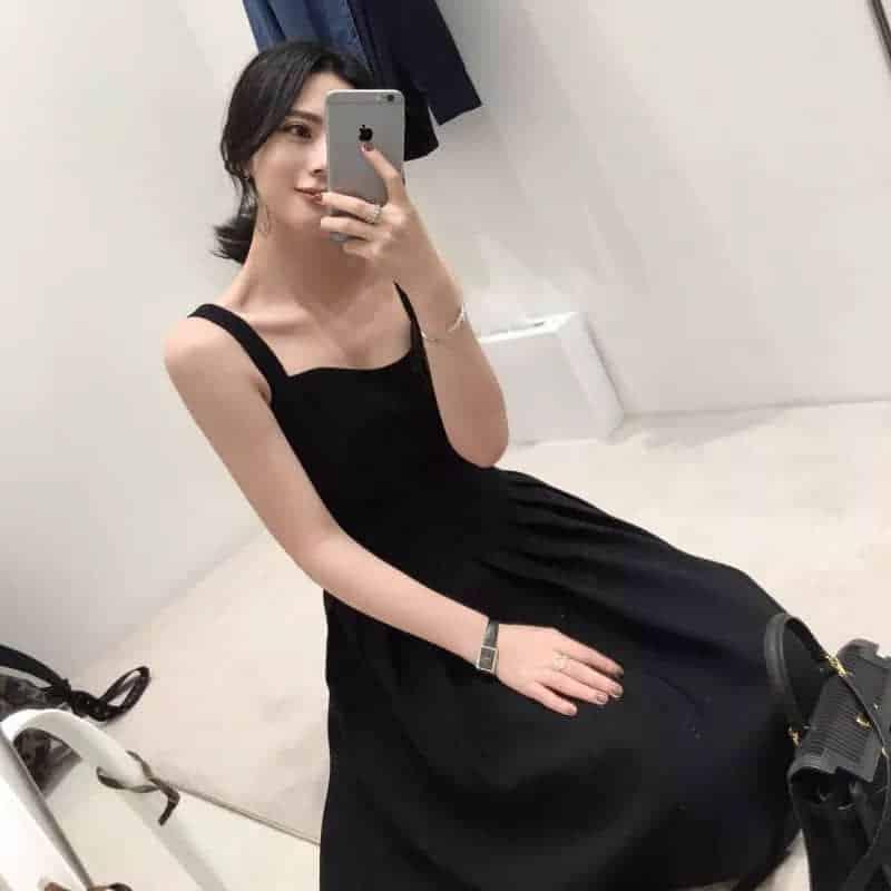 手臂粗怎么了,遮肉显瘦的连衣裙拿好!
