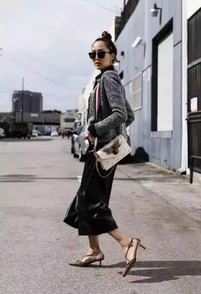 女生一定要有双高跟鞋!!