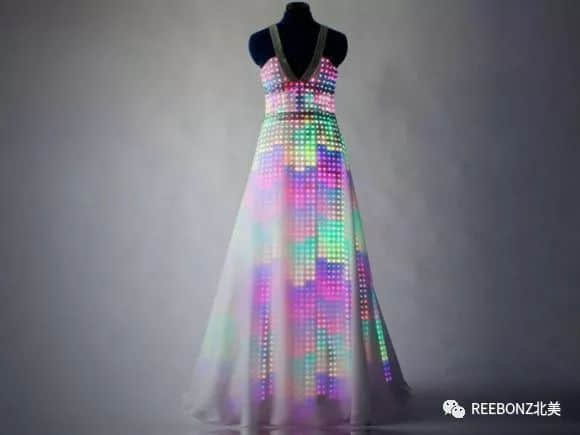 未来你最酷的高科技产品,可能仅仅是一件衣服……