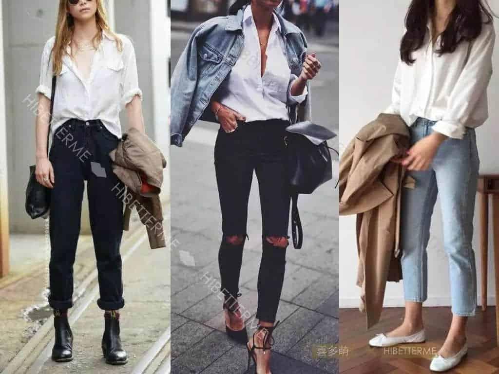 白衬衫如何穿出时尚感?手把手教你6种套路3大知识点 | 潮流单品库