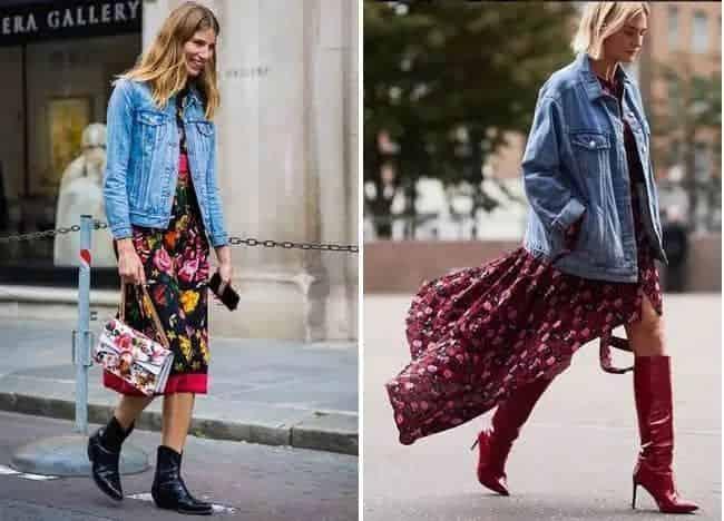 穿裙子的季节来了,你知道你适合什么样的连衣裙吗?