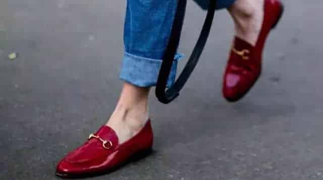 So easy! 这几双平底鞋,都是九分裤的最佳拍档