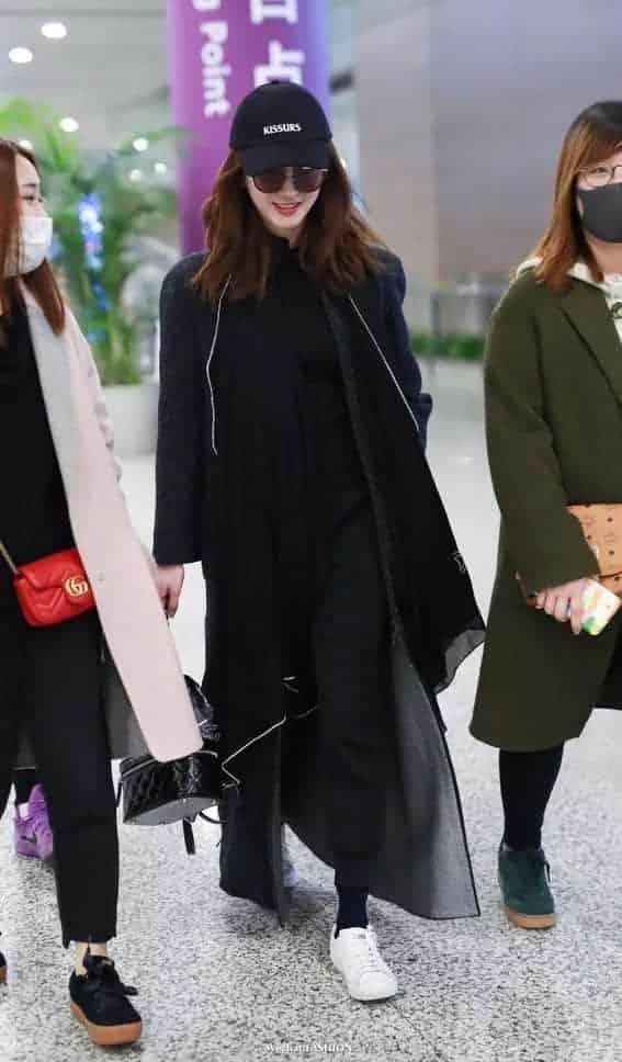 明星 | 2018热搜女神江疏影 颜高条顺衣品佳我服!