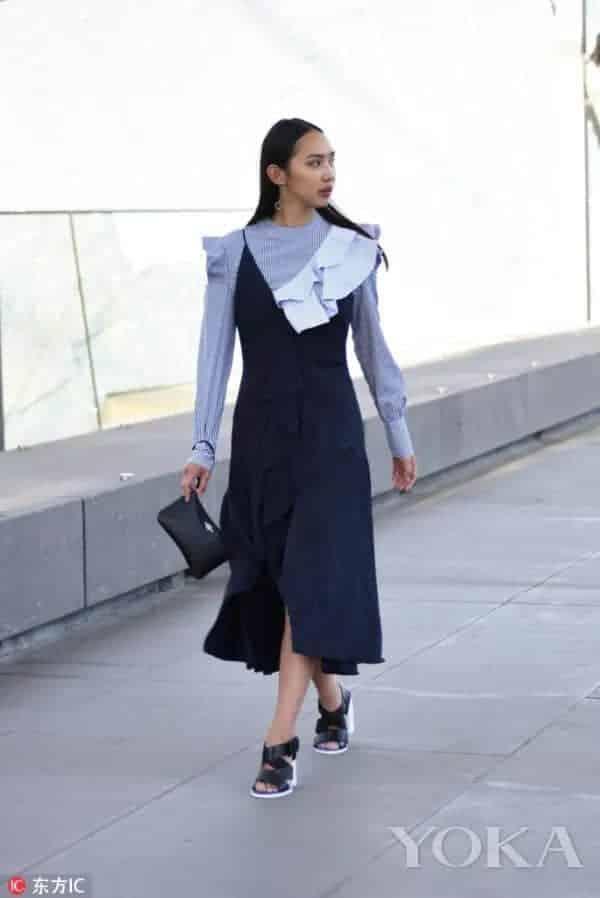 别看衬衫这么基础,但它的穿法可是超级多!
