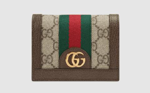 Gucci/古奇 Ophidia系列GG卡包 523155 96IWG 8745