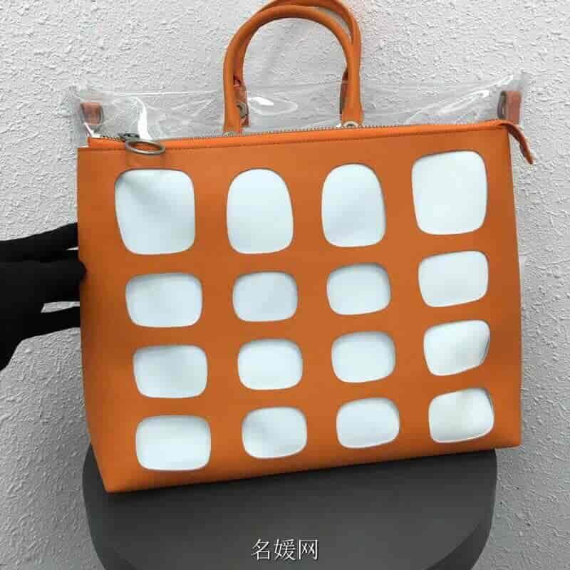 Off-White 18新款 Heron Preston联名包果冻包透明包