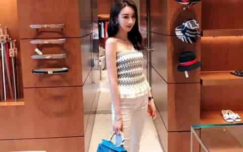 Chanel/香奈儿18年新款 高跟蜜儿珍珠拖鞋