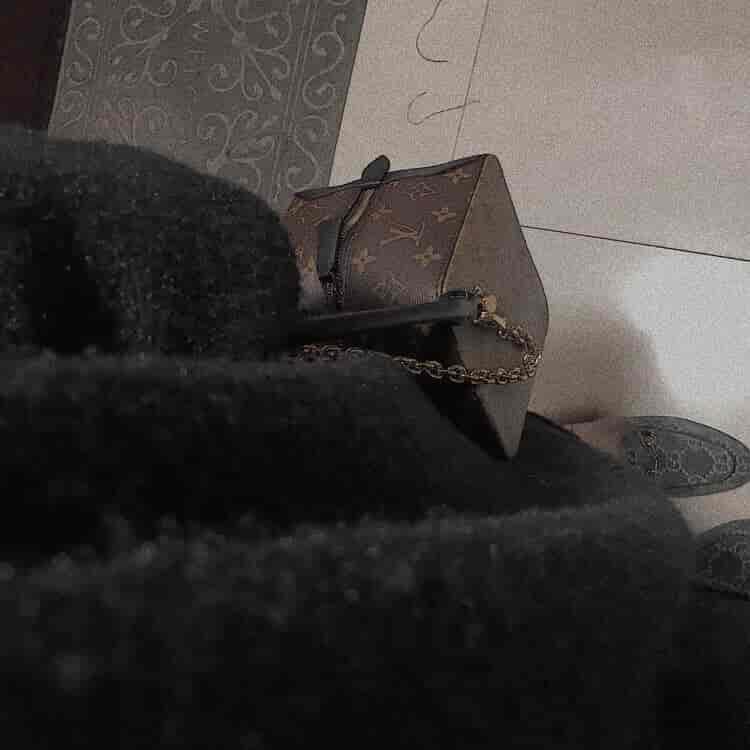 LV/路易威登2018秀款Square bag 骰子包 M43589