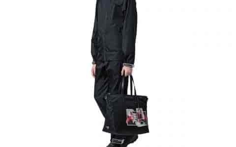 PRADA/普拉达 18ss新款 织物手提包 2VG024