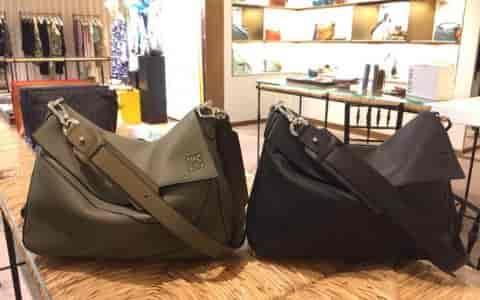 LOEWE/罗意威 18秋冬新款Messenger Bag男包