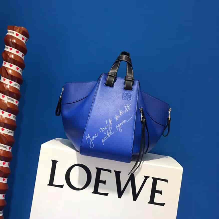 Loewe Hammock cant take lt small bag限量款吊床包