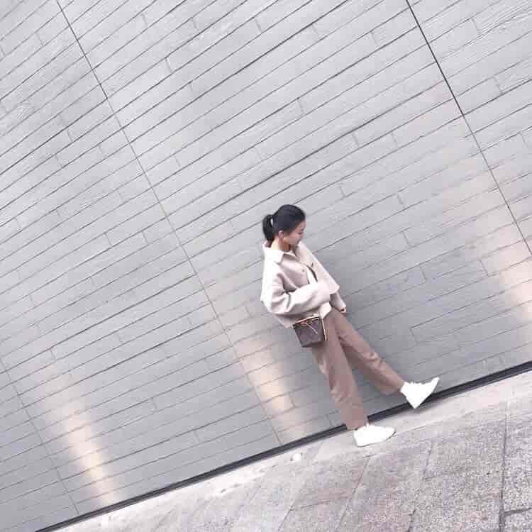 上身图 | LV/路易威登Nano Noe迷你小水桶包 M41346