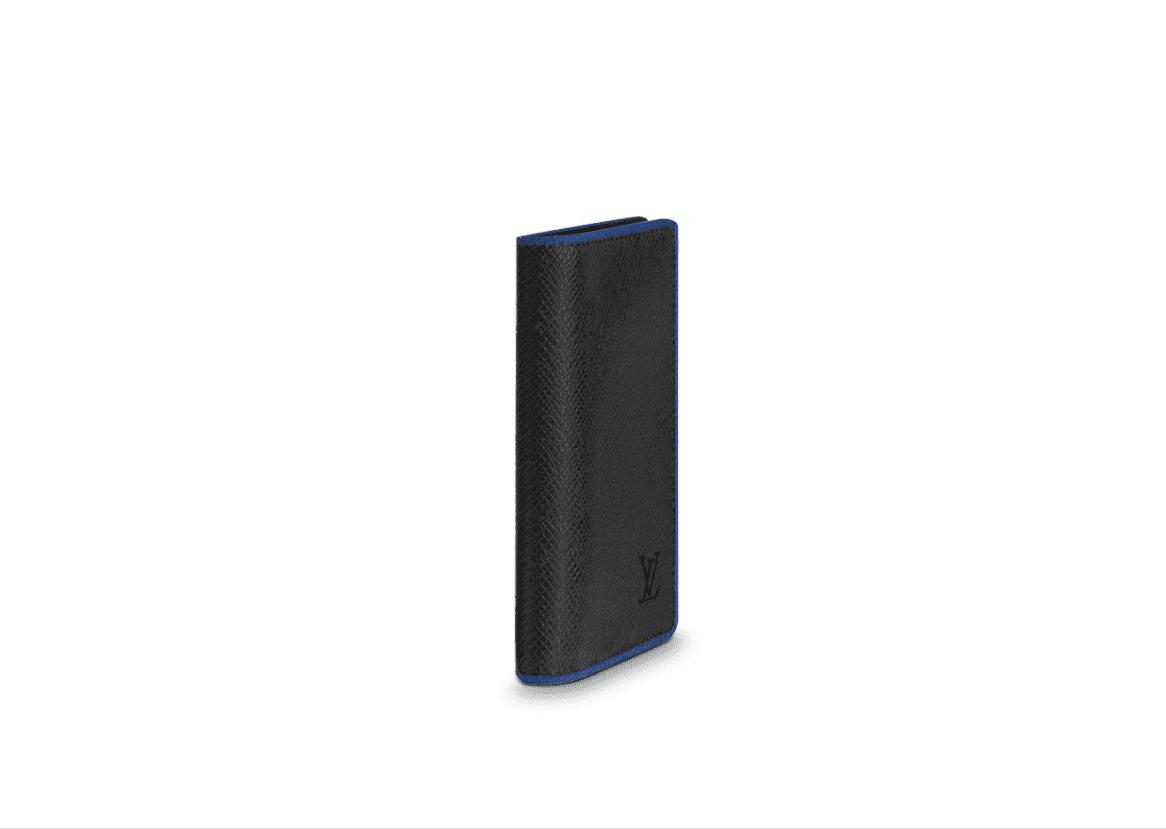 LV/路易威登18新款Taiga皮革口袋钱夹 M30550