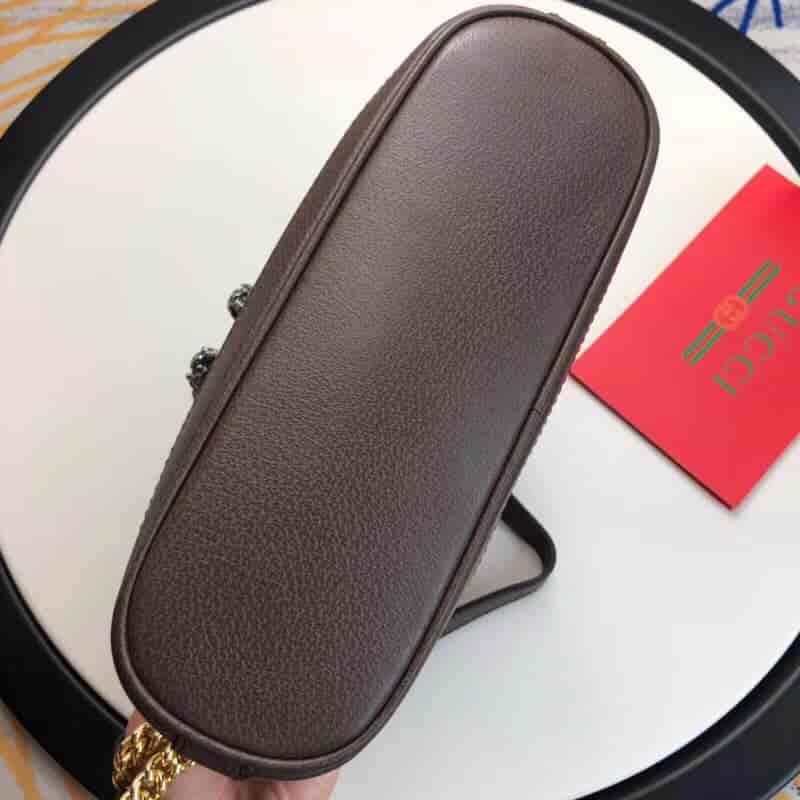 Gucci/古奇 Dionysus medium GG bucket bag 流浪包