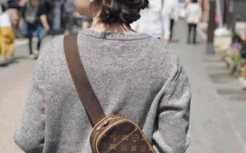 ?种草款?LV中古胸包 | 最好用的旅行小包包 M51870
