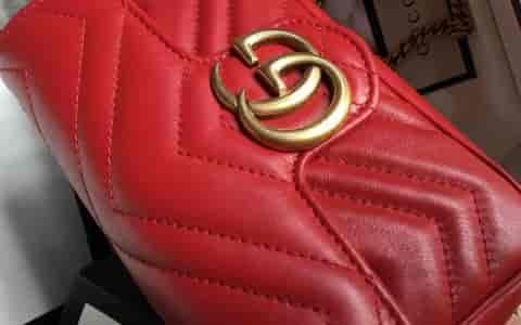 容量 Gucci Marmont super mini