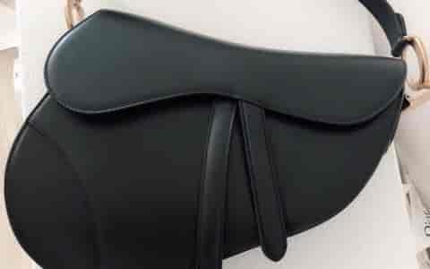 Dior Saddle Bag 2018新款马鞍包