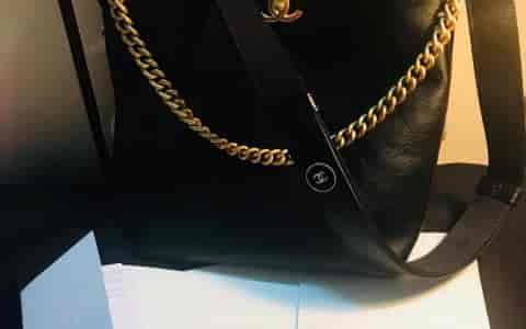 第一个Chanel的包chanel嬉皮包