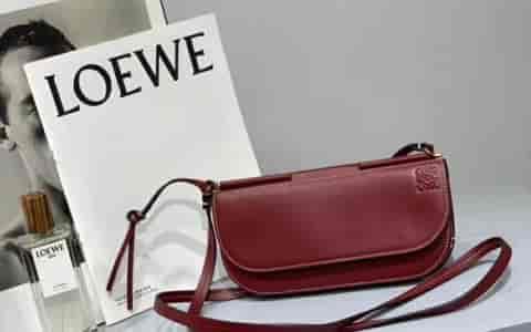 罗意威Loewe Gate Pochette小挎包