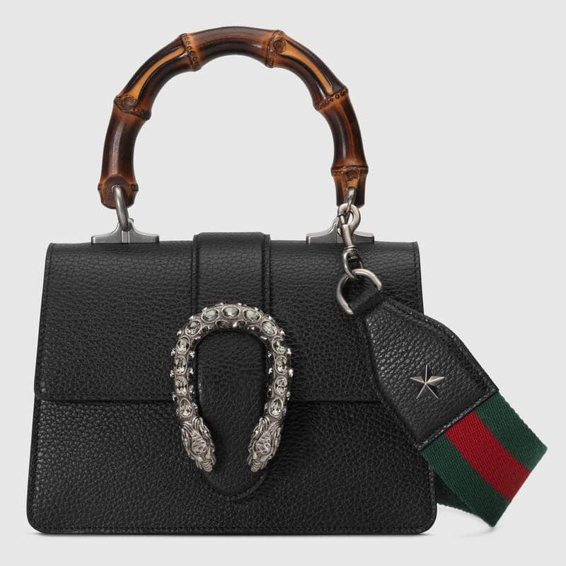 Gucci/古驰 Dionysus mini top handle bag 523367