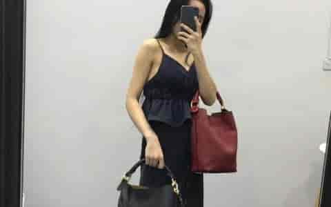 罗意威/Loewe T Bucket Small Bag水桶包