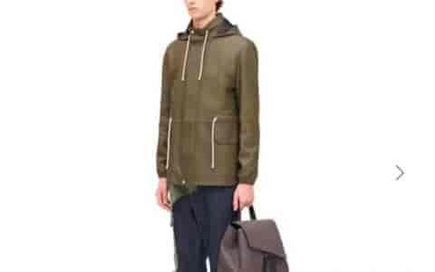 罗意威/Loewe Backpack新款超大容量双肩包