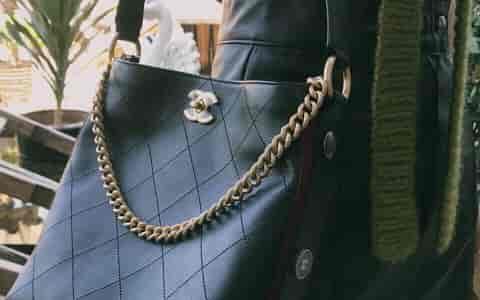 chanel 嬉皮包 今年入手的最意想不到的包包