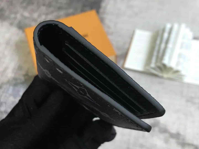 LV/路易威登 口袋钱夹 太空系列钱包 中款钱夹卡包 M63873