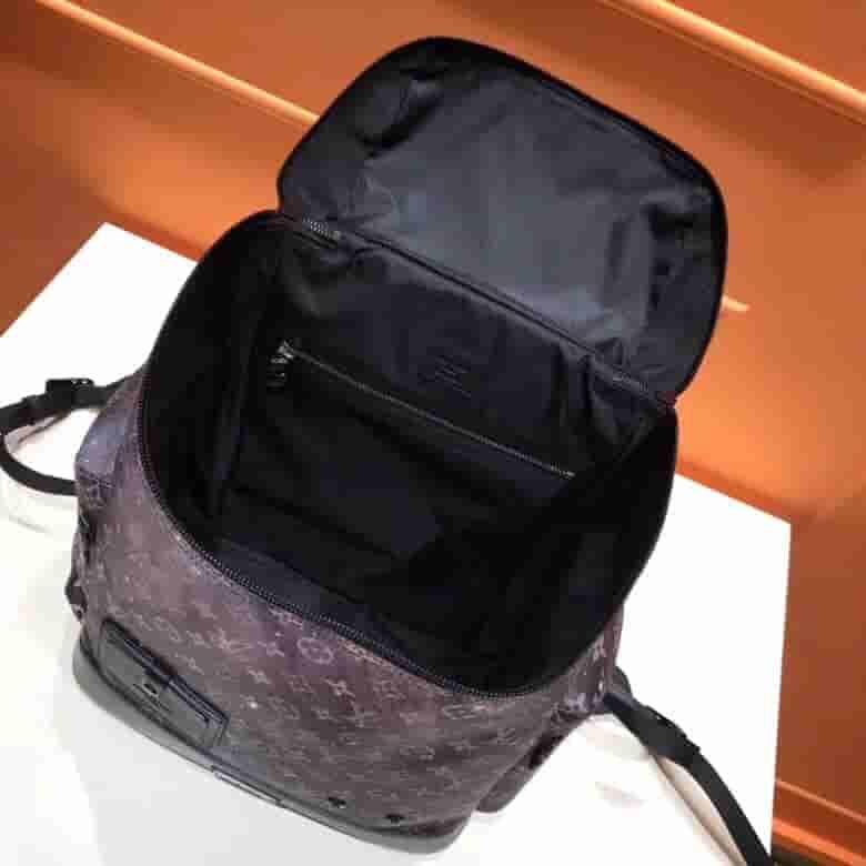 LV/路易威登 19新款 ALPHA 银河星空双肩背包 旅行包 书包 M44174