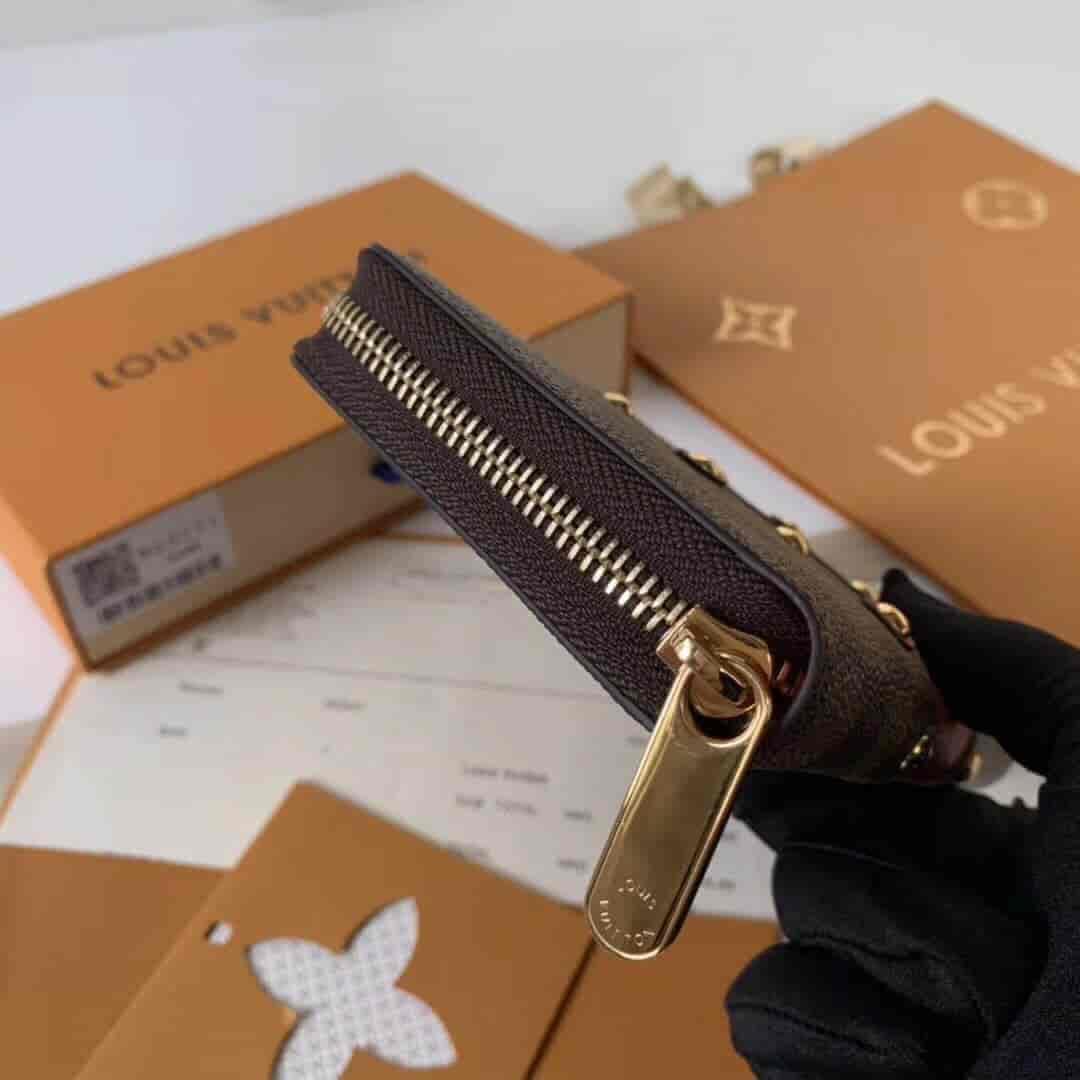 LV/路易威登2018新款ZIPPY 女士长款拉链钱夹手拿钱包N60145