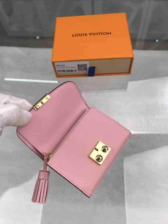 LV/路易威登 Croisette 短款钱夹 N60208 N60216