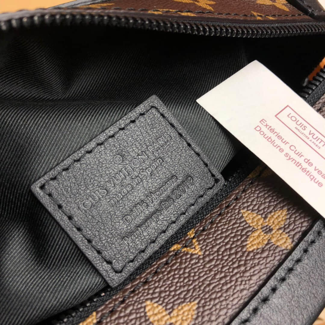 LV Soft Trunk手袋 老花软盒子斜挎包 M44478