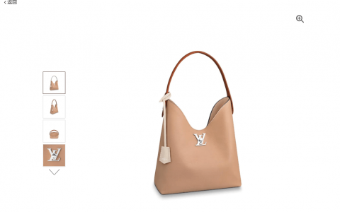 LV Lockme Hobo 手袋 肩背包 M52776 M44330
