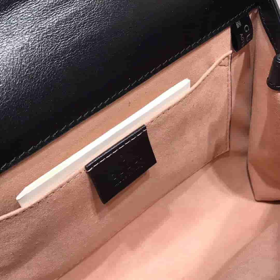Gucci 570145 Rajah系列小号肩背包