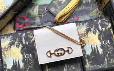Gucci Zumi系列卡包 570660