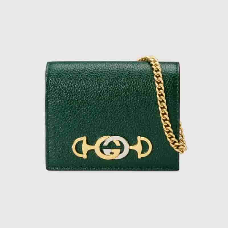 Gucci Zumi系列卡包 570660 1B90X 3154
