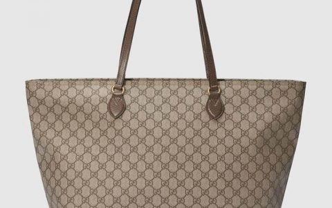 Gucci Ophidia系列中号GG购物袋 547974