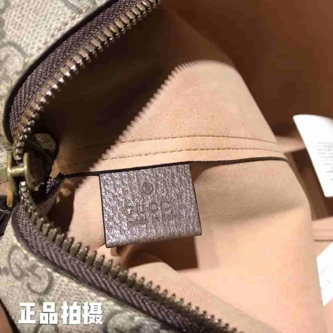 Gucci Ophidia系列中号GG购物袋 547974